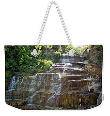 Falls In Color Weekender Tote Bag