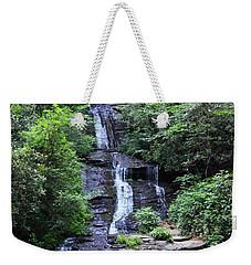 Falls Near Bryson City Weekender Tote Bag