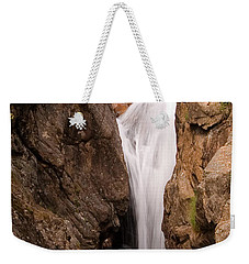 Falls On Falling River Weekender Tote Bag