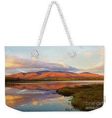 Fallsets On Cherry Pond Weekender Tote Bag