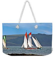 Falmouth Reggatta  Weekender Tote Bag