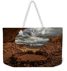 False Kiva Weekender Tote Bag