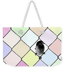 Fancy Colors Weekender Tote Bag