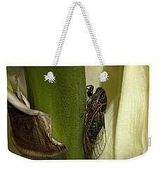 Fancy Meeting You Here Weekender Tote Bag
