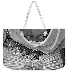 Weekender Tote Bag featuring the photograph Fancy Pants by Lori Seaman