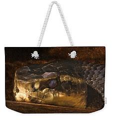 Fang Weekender Tote Bag