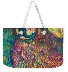 Fannie Weekender Tote Bag