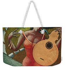 Fantasia Boricua Weekender Tote Bag