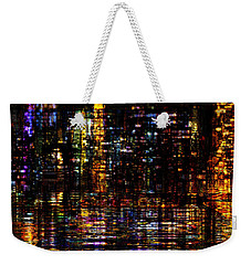 Fantastic Evening  Weekender Tote Bag