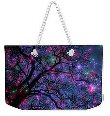 Fantastic Starry Night Weekender Tote Bag