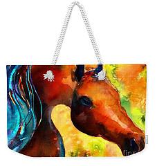 Fantasy Arabian Horse Weekender Tote Bag