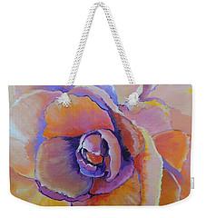 Fantasy Begonia Weekender Tote Bag