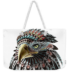 Fantasy Eagle Weekender Tote Bag by Sassan Filsoof