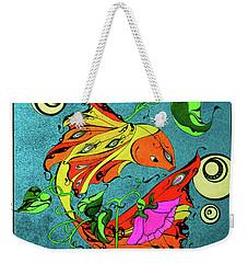 Fantasy Fish Weekender Tote Bag