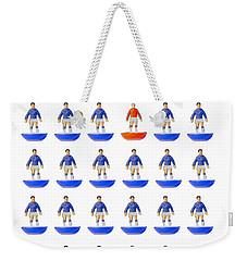 Fantasy Football Team Weekender Tote Bag
