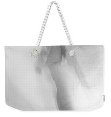 Weekender Tote Bag featuring the photograph Fantasy In Gray by Joe Kozlowski