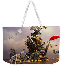 Fantasy Island Resorts Collection Weekender Tote Bag
