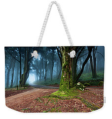 Weekender Tote Bag featuring the photograph Fantasy by Jorge Maia