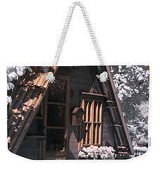 Fantasy Wooden House Weekender Tote Bag