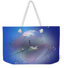 Fantasy Weekender Tote Bag by Vesna Martinjak