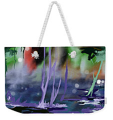 Fantasy With A Touch Of Reality Weekender Tote Bag by Rushan Ruzaick