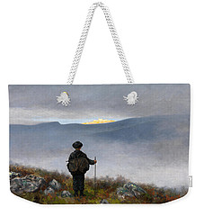 Far Far Away Soria Moria Palace Shimmered Like Gold Weekender Tote Bag