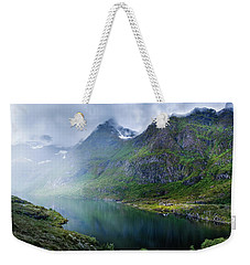 Weekender Tote Bag featuring the photograph Far From The Crowd by Dmytro Korol