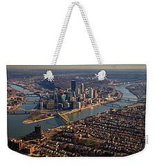 Far Way  Weekender Tote Bag