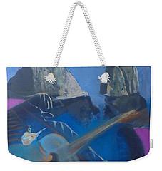 Faraglioni Serenade Weekender Tote Bag