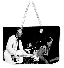 Farewell Concert  Weekender Tote Bag by Ron Chambers
