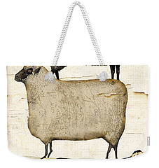 Farm Animals Pileup Weekender Tote Bag