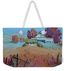 Farm Charm Weekender Tote Bag