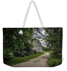 Farm Drive Weekender Tote Bag