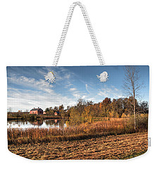 Farm Fall Colors Weekender Tote Bag