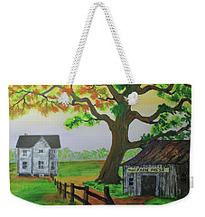 Farm Fresh Veggies Weekender Tote Bag