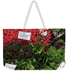 Farm Fresh Weekender Tote Bag