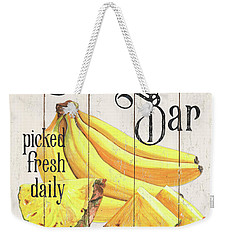 Farm Garden 2 Weekender Tote Bag by Debbie DeWitt