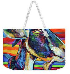 Farm Goat Weekender Tote Bag