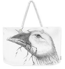 Farm Goose Weekender Tote Bag