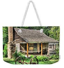 Farm House Weekender Tote Bag