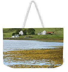 Farm In Isle Of Skye, Uk Weekender Tote Bag