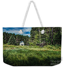 Farm In The Woods Weekender Tote Bag