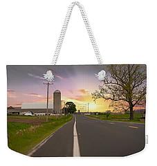 Farm Life Weekender Tote Bag