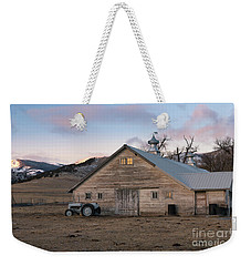 Farm Reflections Weekender Tote Bag