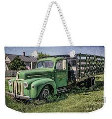 Farm Truck Weekender Tote Bag