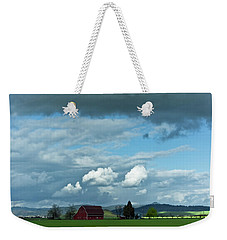 Farm Under The Sky Weekender Tote Bag