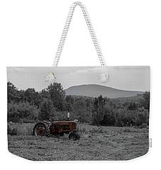 Farmall Tractor - Dedham Maine Weekender Tote Bag