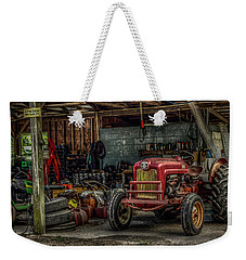 Farmall Tractor - Forever Florida Weekender Tote Bag