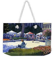 Farmers Market, Madison Weekender Tote Bag