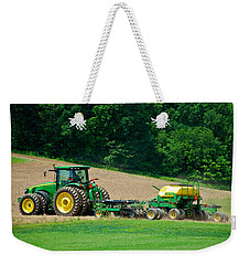 Farming The Field Weekender Tote Bag